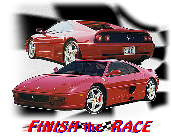 Ferrari 355 F1. Ferrari F355 F1 GTS
